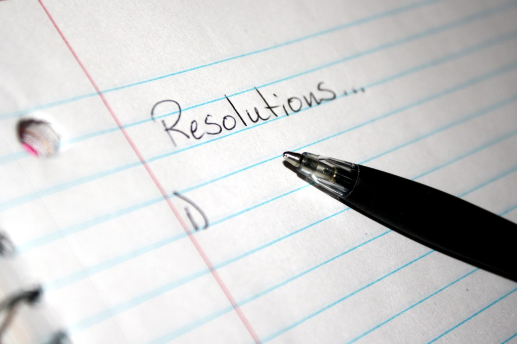2013 Social Media Resolutions