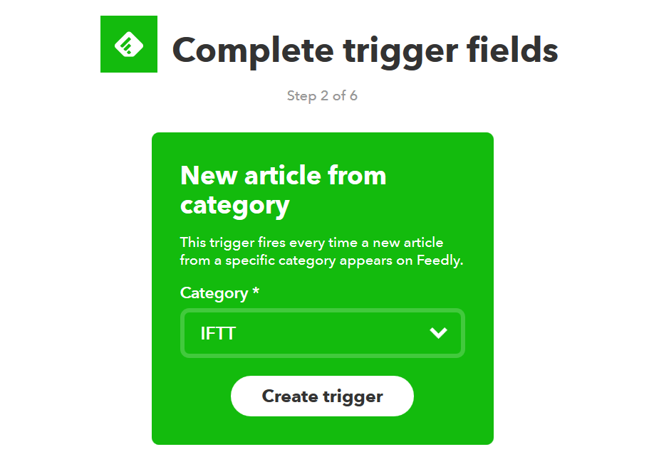 Automate Twitter Feedly Category