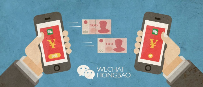 WeChat Marketing Promotions Hong Baos