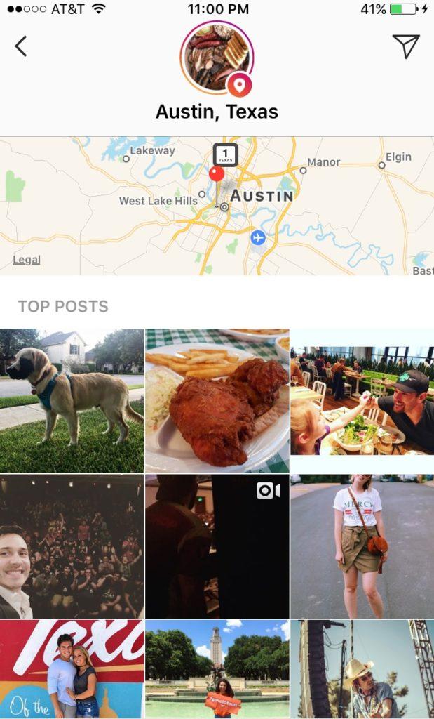 Finding Restaurant Customers on Social Media